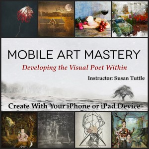 Mobile Art Mastery with Susan Tuttle